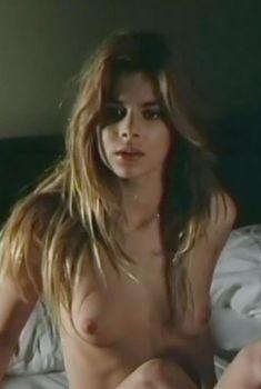 Абсолютно голая Настасья Кински в фильме «Такая, как ты есть», 1978