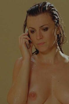 Сексуальная Наталия Авелон снялась голой в сериале «Ответный удар», 2010