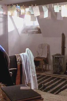Полностью голая Наташа МакЭлхоун в фильме «Прожить жизнь с Пикассо», 1996