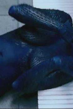Голая Ребекка Ромейн в фильме «Люди Икс. Последняя битва», 2006