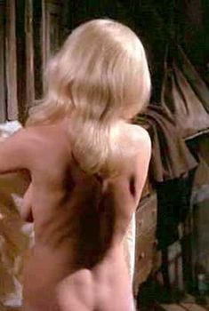 Сексуальная Стелла Стивенс снялась голой в фильме «Баллада о Кэйбле Хоге», 1970