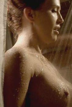 Голая Уилла Форд в сериале «Город мечты», 2012