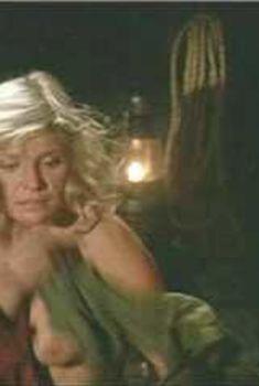 Голая Хелен Шейвер в фильме «Это мой парк», 1985