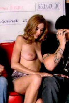 Голая Хизер Вандевен в фильме «Ниндзя из группы поддержки», 2008