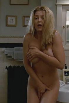 Голая Шарлотта Росс в сериале «Полиция Нью-Йорка», 1993