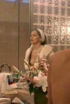 Шэрон Стоун засветила грудь в фильме «Перекресток», 1993