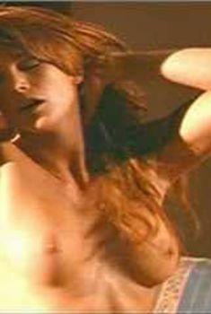 Голая Энджи Эверхарт в фильме «Опасный эксперимент», 1993