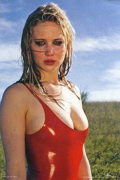 Сексуальная Дженнифер Лоуренс в журнале Rolling Stone, Февраль 2011