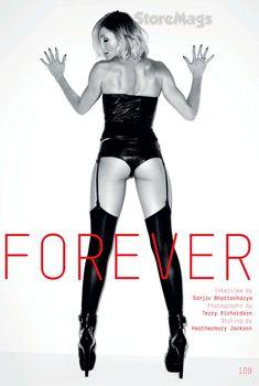 Эротичная Камерон Диаз в журнале Esquire, Ноябрь 2012