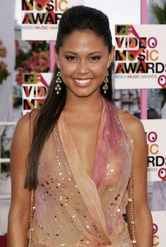Ванесса Миннилло засветила грудь на премии MTV Video Music Awards, 29.08.2004