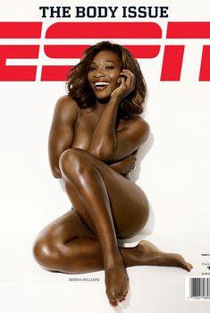 Секси Серена Уильямс в журнале ESPN, Октябрь 2009