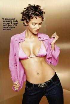 Сексуальная Холли Берри в журнале FHM, 2016
