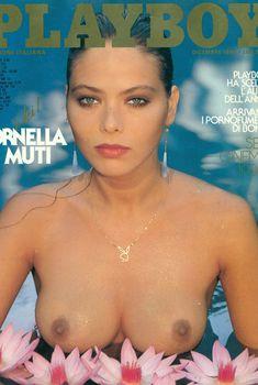 Орнелла Мути разделась в журнале Playboy, Декабрь 1980