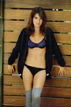 Сексуальная Коби Смолдерс снялась в журнале Maxim, Декабрь 2010