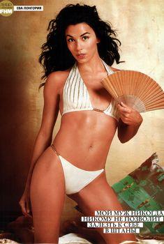 Эротичная Ева Лонгория  в журнале FHM, Июль 2007