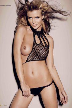 Откровенные фото Джоанны Крупы  в журнале Playboy, Март 2010