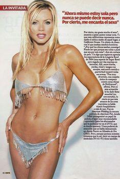 Секси Никки Шилер Зиринг  в журнале Sie7e, Август 2005