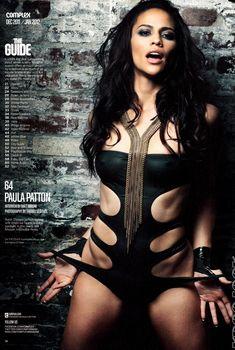Секси Пола Пэттон  в журнале Complex, Январь 2012