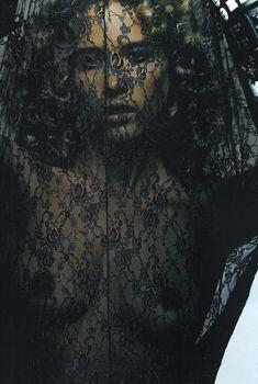Ваина Джоканте разделась в журнале Playboy, Октябрь 2007