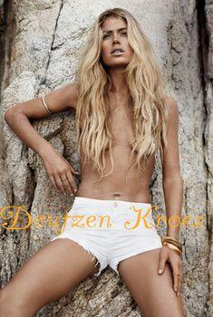 Секси Даутцен Крёз  в журнале Oh! Yeah!, 2013