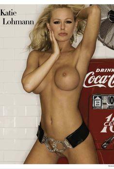 Кэти Ломанн обнажилась в журнале Playboy Gold Super Nenas, 2008