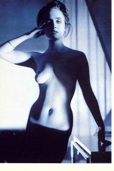 Обнаженная Лизетт Энтони  в журнале Playboy, Декабрь 1988