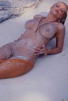Анна Николь Смит в голом виде для Плейбоя, Июнь 1993