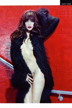 Дэйзи Лоу обнажилась в журнале GQ, Апрель 2011