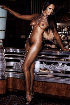 Обнажённая Гарсель Бове снялась в журнале Playboy, Сентябрь 2007