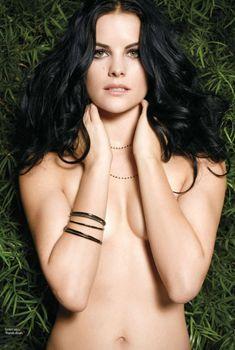 Сексуальная Джейми Александер снялась в белье для журнала Maxim, Май 2011