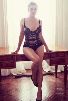 Секси Кейт Уинслет  в журнале Esquire, Ноябрь 2015