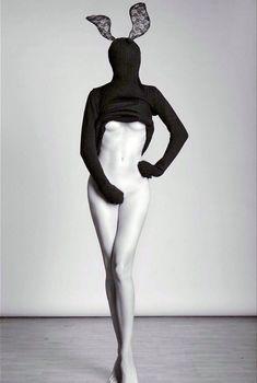 Кендалл Дженнер без трусов в журнале BackPocket Etcetera, 2015