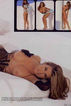 Молодое голое тело Кармен Электры в журнале Playboy, Май 1996