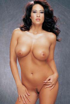 Абсолютно обнажённая Кимберли Уильямс в журнале Playboys Vixens, Февраль 2006