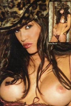 Лиза Бойл обнажилась в журнале Playboys Vixens, Ноябрь 2000
