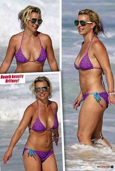 Бритни Спирс в купальнике в журнале ZOO, Ноябрь 2015