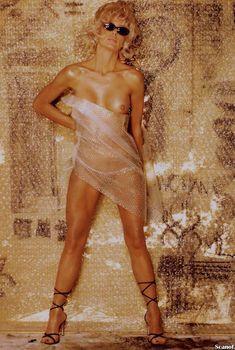 Сексуальная Фарра Фосетт снялась голой в журнале Playboy, Июль 1997