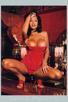 Раздетая Шаэ Маркс в журнале Playboy Hors Serie, 1997