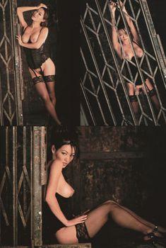 Изящная Сунг Хай Ли обнажилась в Playboys Women of Color, Октябрь 1997