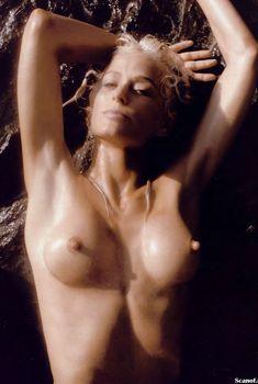 Соблазнительная Фарра Фосетт снялась обнажённой в журнале Playboy, Декабрь 1995