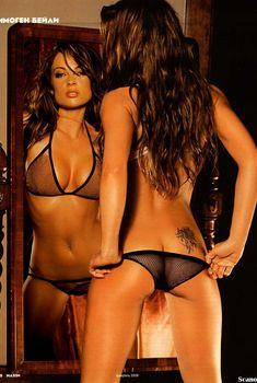 Красивая Имоджен Бэйли снялась голой в журнале Maxim, Февраль 2006