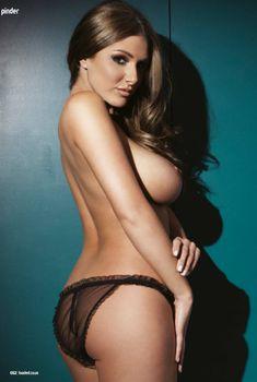 Сексуальная Люси Пиндер  в журнале Loaded, Июль 2012