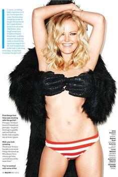 Секси Малин Акерман  в журнале Maxim, Май 2012