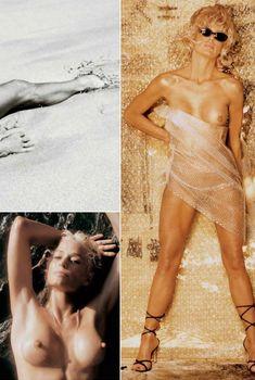 Соблазнительная Фарра Фосетт снялась обнажённой в журнале Playboy, Ноябрь 2009