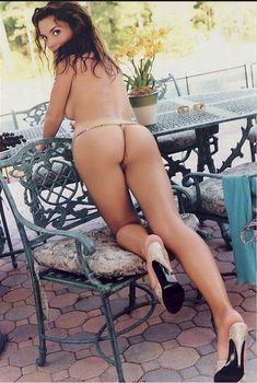 Обнаженная Криста Эйн  в журнале Playboys Nudes, Январь 2003