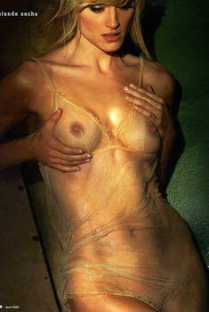 Чувственная Тери Поло снялась обнажённой в журнале Playboy, Апрель 2005