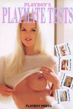 Молодая Виктория Сильвстедт позирует  в журнале Playboys Playmate Test, Ноябрь 1998