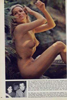 Раздетая Бо Дерек  в журнале Playboy, Январь 1982