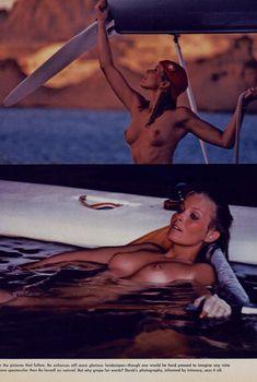 Бо Дерек разделась  в журнале Playboy, Март 1980
