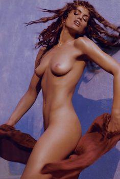 Синди Кроуфорд снялась голой  в журнале Playboy, Октябрь 1998